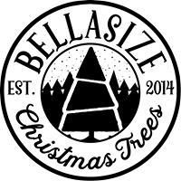 Bellasize Christmas Trees logo